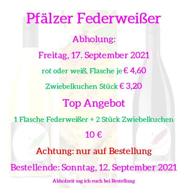 2021_09_17 federweisser