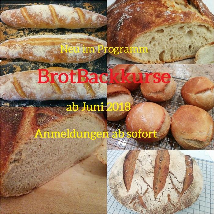Brot Backkurs